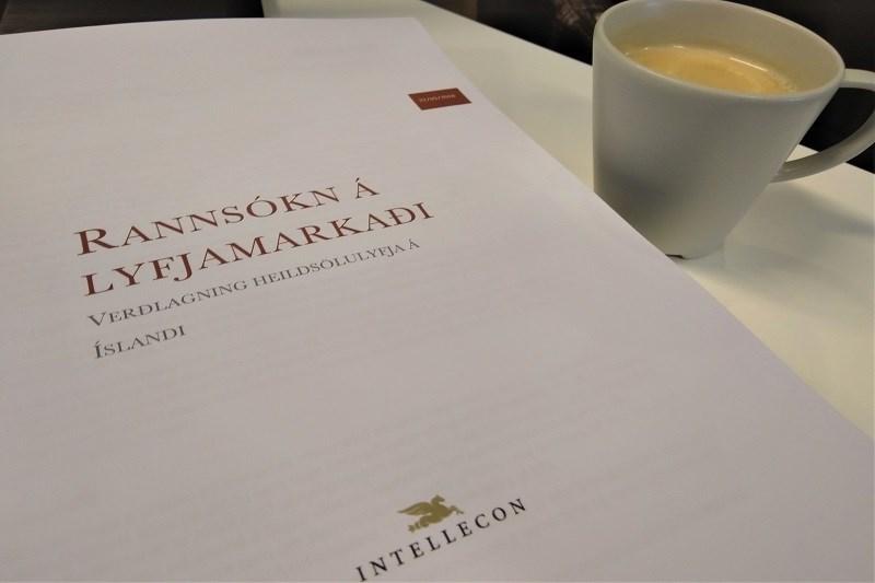 Ríkið ræður rekstrargrundvelli á lyfjamarkaði